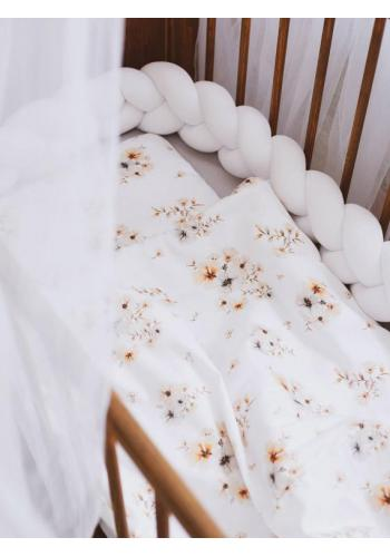 Dětská ložní sada s výplní - Boho Flowers