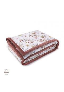 Sametová teplá deka s motivem víl