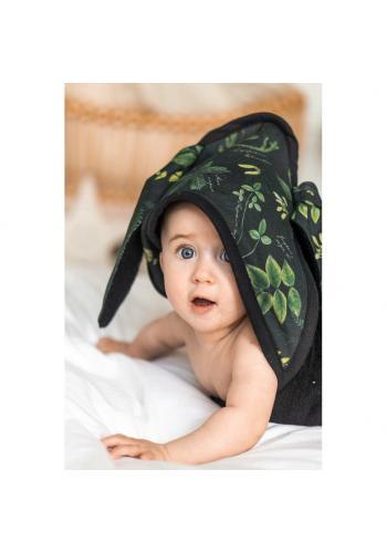 Dětský měkký ručník s motivem víl - 100% bambus
