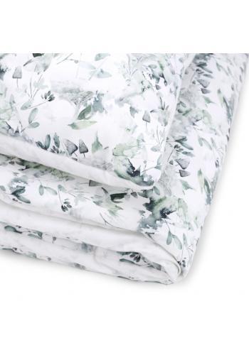 Súprava na spanie s motívom šalvie zelenej