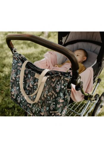 Príručná taška na kočík s motívom prírody