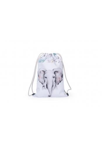 Dětské voděodolná kapsa s obrázkem slona