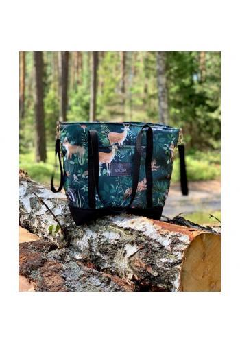 Nákupní taška - zvířata