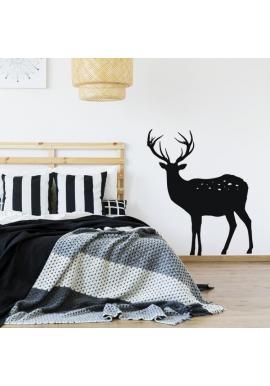 Nástěnná nálepka s motivem jelena