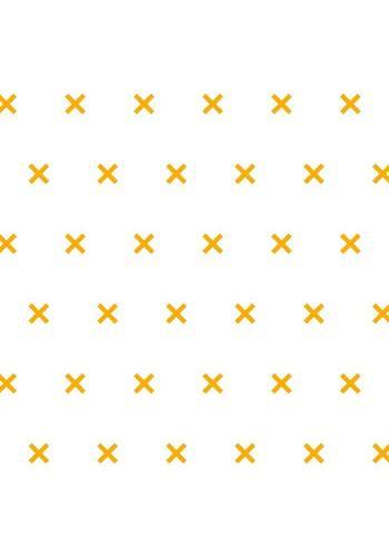 Sada nálepek s plusy / křížky v pastelových barvách - 40 ks