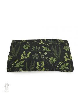 Dětský polštář s bylinkovým motivem - 100% bambus