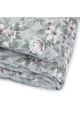 Souprava na spaní s vintage květy