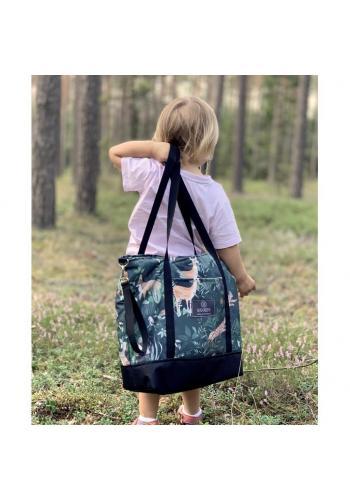 Nákupní taška s motivem opic