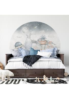 Vesmírná nálepka na zeď do dětského pokoje