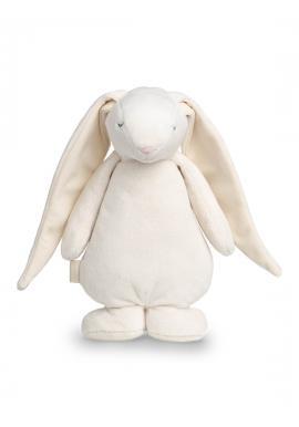 Krémový svítící králík MOONIE se šumivým efektem