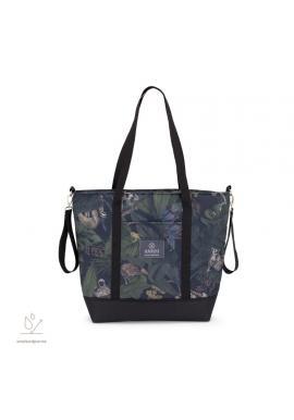 Nákupní taška s motivem detektivů z džungle