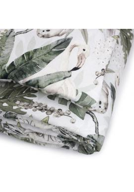 Sada na spaní s motivem tropických vibrací - 100% bambus