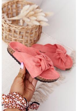 Stylové dívčí pantofle