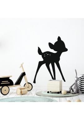 Nálepka s motivem malého srnečkem