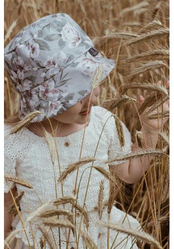 Dětský bavlněný klobouk s motivem víl